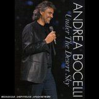 Andrea Bocelli - Amore: Under The Desert Sky [DVD]
